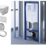 Beépített wc tartály javítás